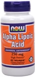 View: Alpha Lipoic Acid 250 mg